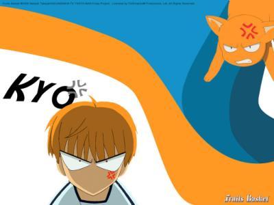 Kyo Wallpaper